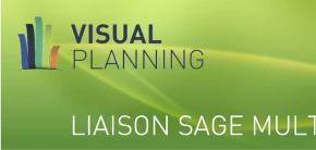 Visual Planning - Liaison SAGE Multi Devis