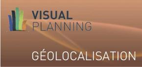 Visual Planning - Géolocalisation